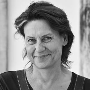 Gabriele Musebrink, Artist, Portrait, Germany