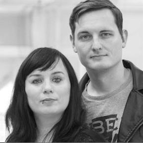 Anna & Roman Küffner, Blackbird Street, Portrait, Berlin, Deutschland